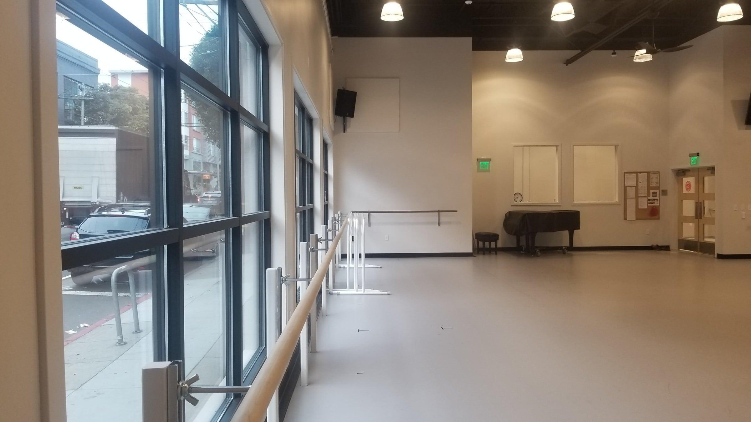 Studio Dance Floor