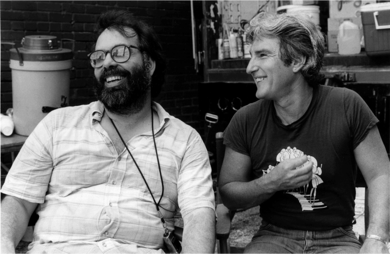 Francis Ford Coppola with Michael Smuin